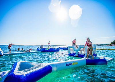 Oxford Wet n Wild Inflatable Course