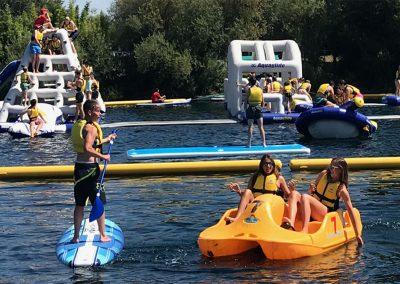 Oxford wet n wild pedalos and paddleboards