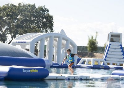 Wet n Wild Oxford Walk On Water Course